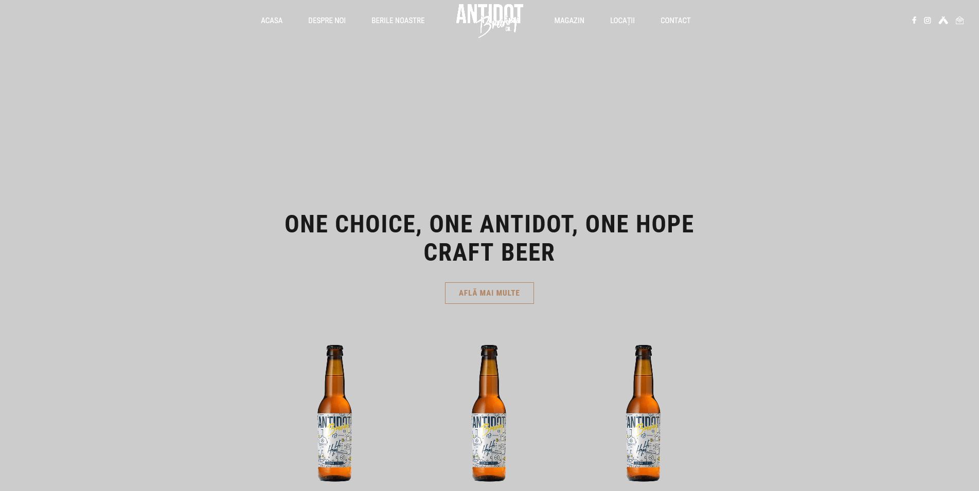 Antidot – Brewing